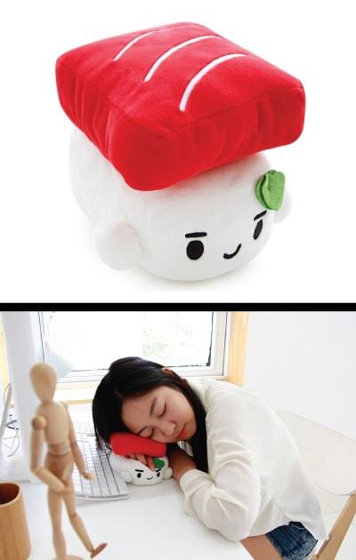 Tuna Sushi Pillow