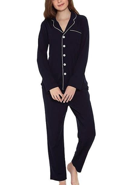 Button-Up Pajama Set