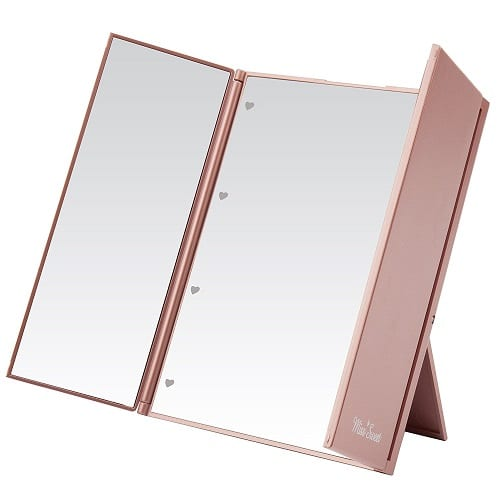 LED Makeup Travel Mirror