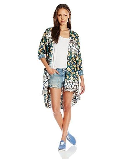 O'Neill Junior's Mallory Woven Kimono