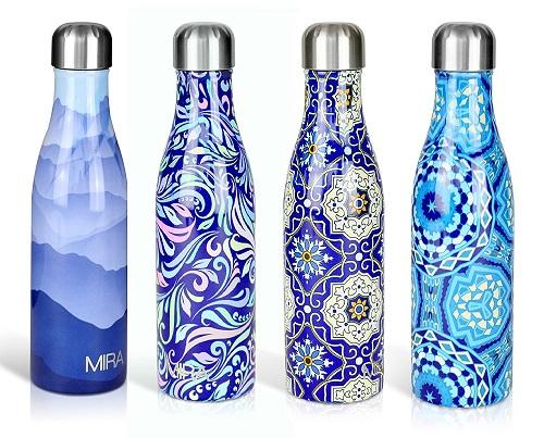 MIRA Vacuum Insulated Water Bottle