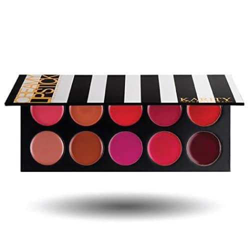 Cream Lipstick Palette