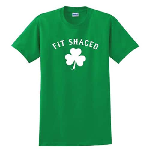 Fit Shaced Shamrock T-Shirt