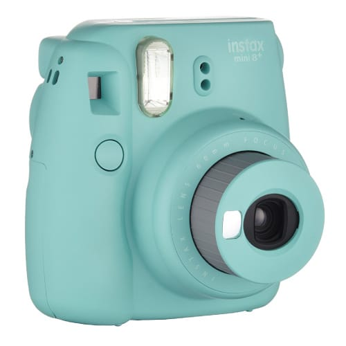 Fujifilm Instax Mini 8+ Camera in Mint