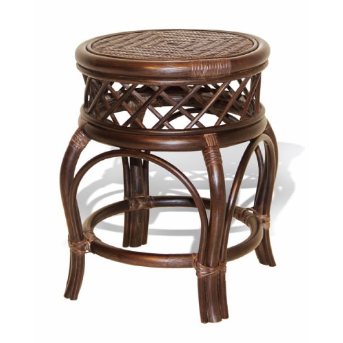 Rattan Wicker Stool