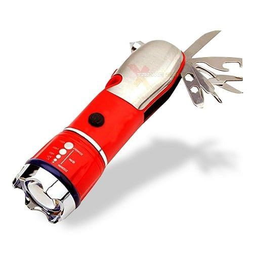 Multi-tool LED Flashlight