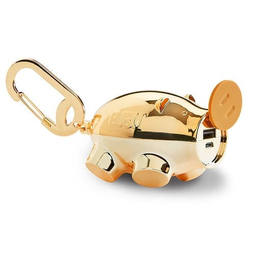 Gold Pig USB Power Bank