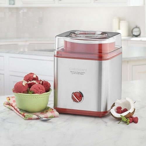 Cuisinart Pure Indulgence Ice Cream Maker | Mothers Day gifts