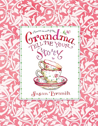Grandma Tell Me Your Story Journal | gifts for grandma