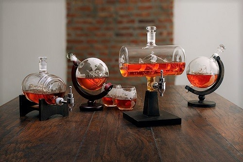Globe Wine Decanter