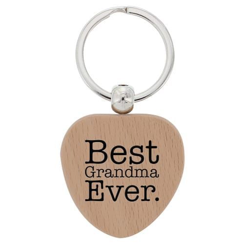 Best Grandma Ever Keychain | Mothers Day gifts for grandma