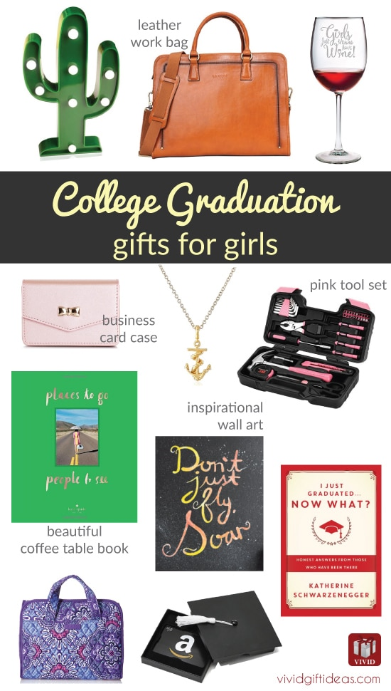 12 Best College Graduation Gifts For Girls Graduates Vivid 39 S