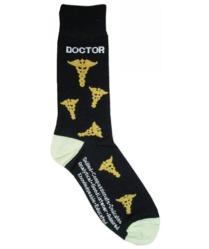 Doctor Socks