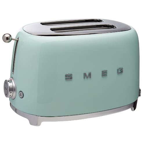 Smeg Toaster in Mint Green | Mothers Day gifts for grandma