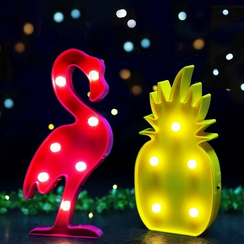 Summer Fun LED Sign Lights | Mothers Day gifts from kids