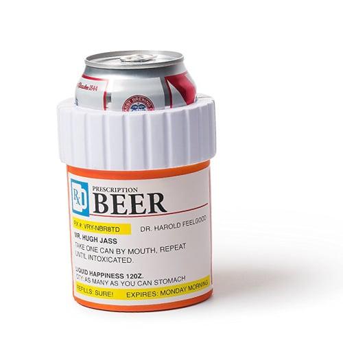 BigMouth Inc Prescription Style Drink Cooler
