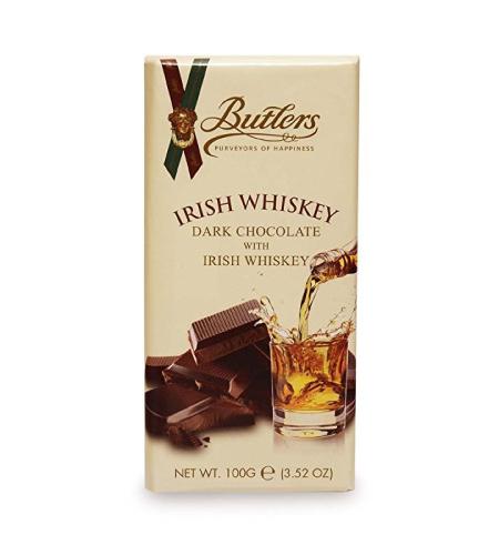 Butlers Dark Chocolate with Irish Whiskey