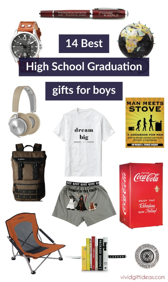 High School Graduation Gifts for Guys | Graduation Gifts for High School Boys