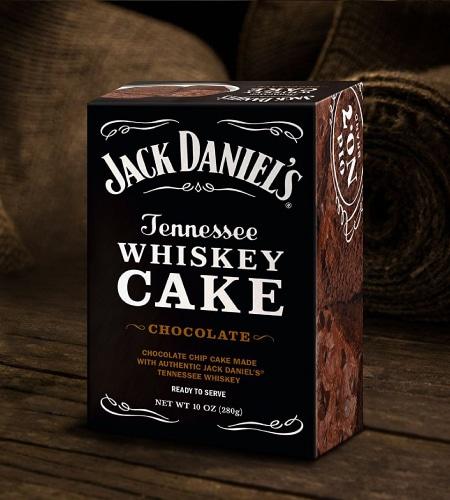Jack Daniels Whiskey Cake