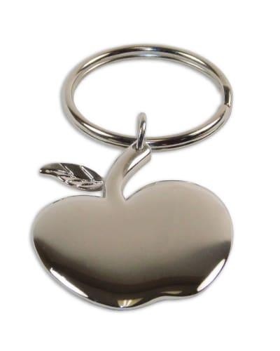 Apple Charm Keychain