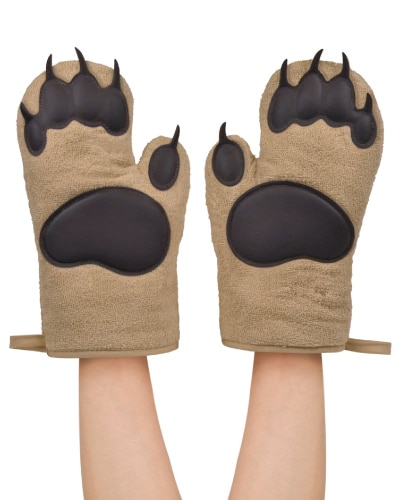 Bear Hands Oven Mitts | Mothers Day gifts from kids
