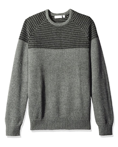 Calvin Klein Mixed Guage Sweater | Fathers Day gifts