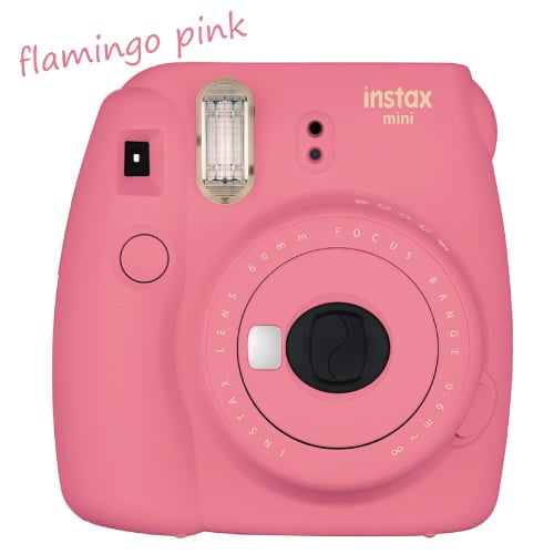 Fujifilm Instax Mini 9 Instant Camera | High School Graduation Gift Ideas