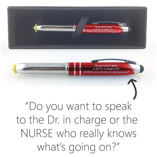 Nurse Gift Pen