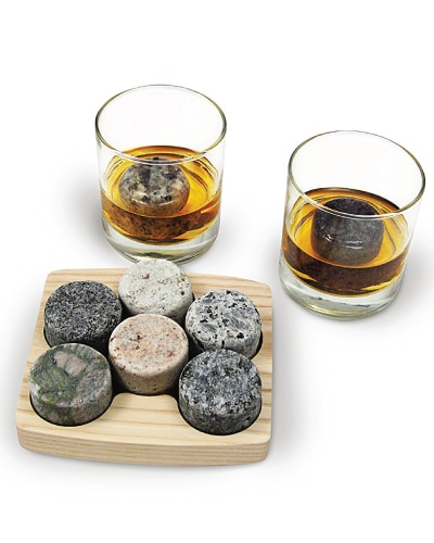 Granite Whiskey Chilling Stones