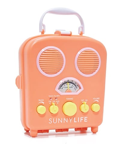 SunnyLife Speaker Radio | Mothers Day gifts from kids