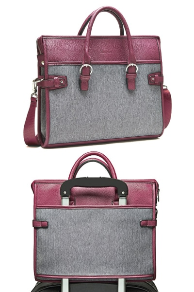 Setton Brothers Laptop Satchel Bag | working mom gifts