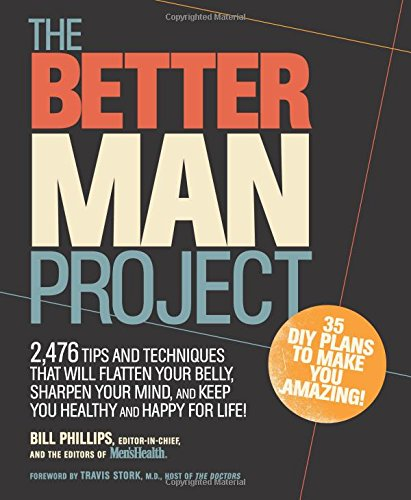 The Better Man Project | Fathers Day gifts for dad who has everything