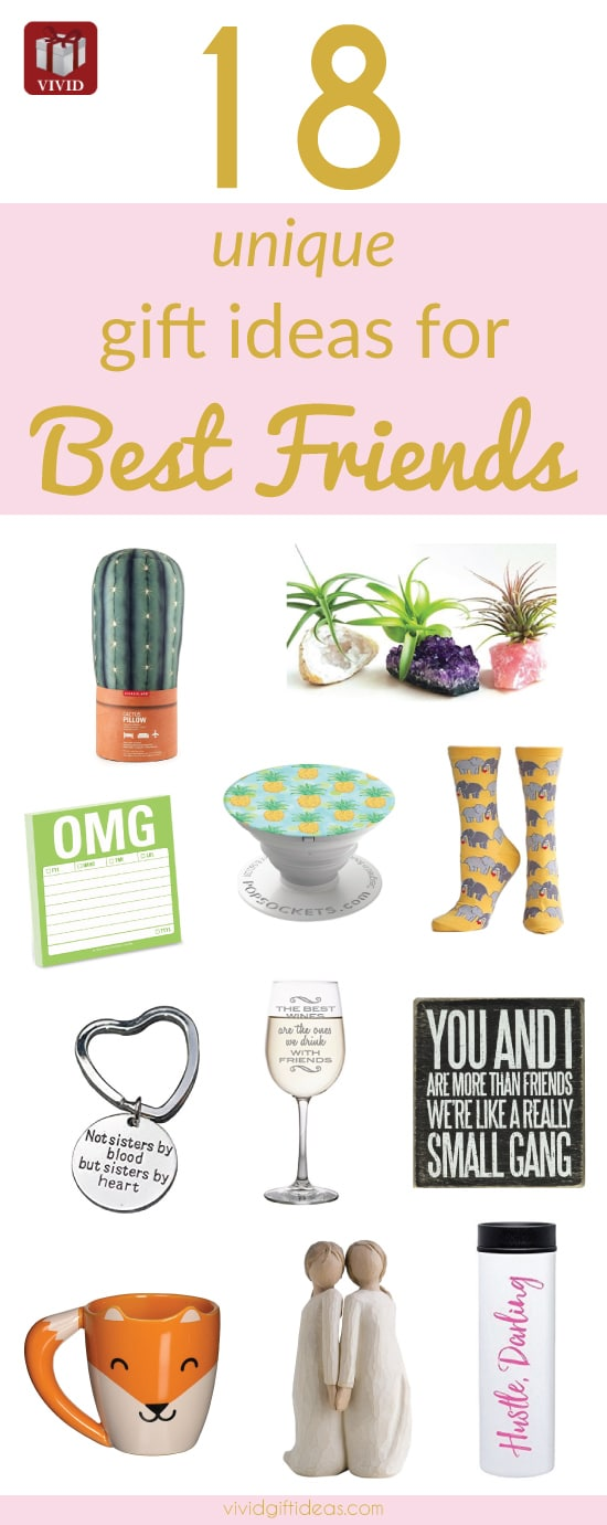 Sentimental Gifts For Best Friends | Best Friend Day ideas