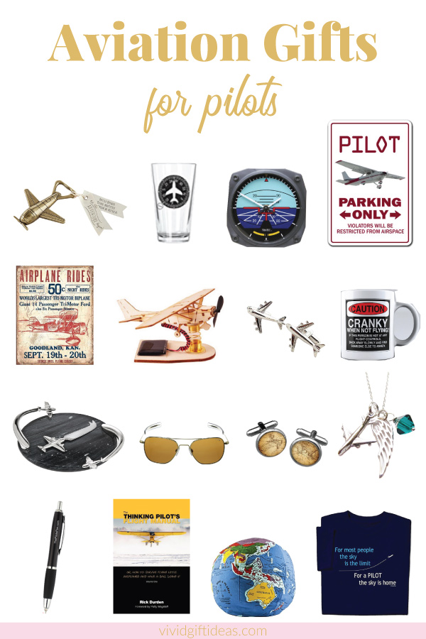 Aviation Fans - Gifts for Pilots