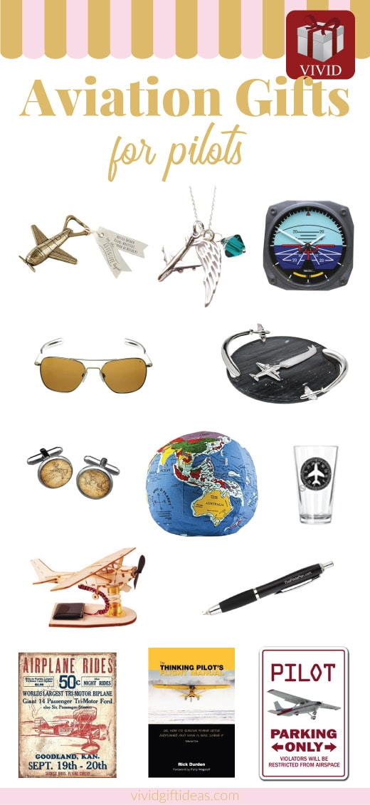 Aviation Gifts for Pilots