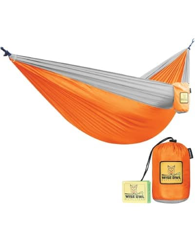 Wise Owl Outfitters Camping Hammock | Fathers Day gifts for dad who has everything