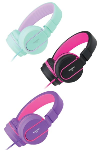 Colorful I35 Fashion Headset. Electronics Gadgets Tech Gifts for Teens.