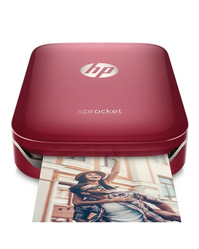 HP Sprocket Portable Photo Printer (Electronics Gadgets Tech Gifts for Teens)