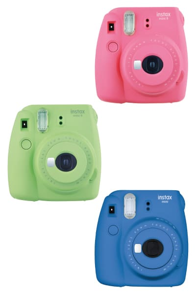 Fujifilm Instax Mini 9 Instant Camera - Electronics Gadgets Tech Gifts for Teens