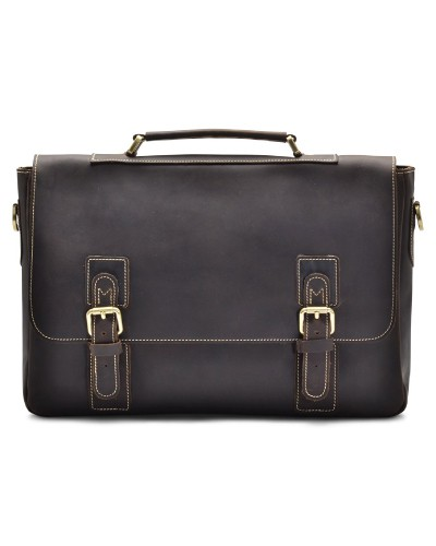 Hølssen Briefcase Messenger Bag | Fathers Day gifts for dad who has everything