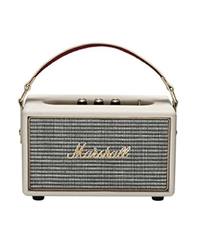 Marshall Kilburn Portable Bluetooth Speaker. Electronics Gadgets Tech Gifts for Teens.