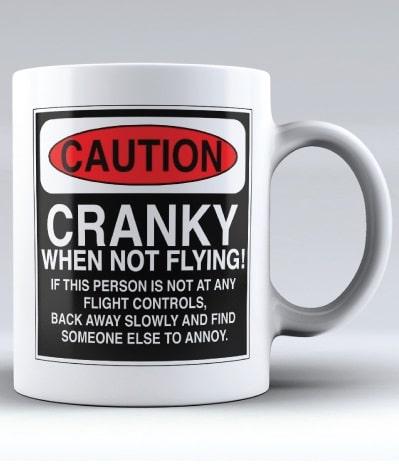Aviation Mug - Gifts For Pilots