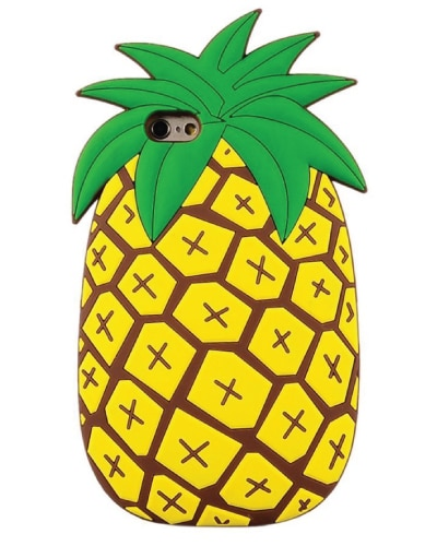 Pineapple Phone Case. Electronics Gadgets Tech Gifts for Teens.