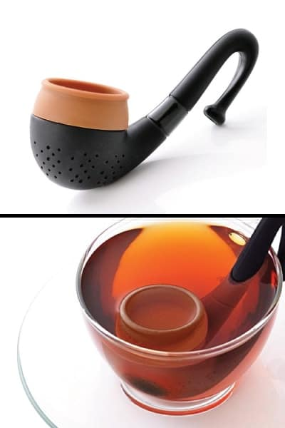 Pipe Tea Infuser | Fathers Day gifts for dad who has everything