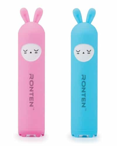 Ronten Bunny Mini Portable Power Bank. Electronics Gadgets Tech Gifts for Teens.