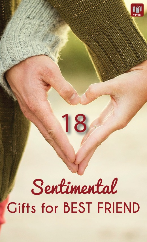 18 sentimental gifts for best friend for Sentimental gift ideas