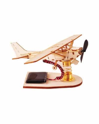 Aircraft Assembly Model Kit for Aviation Fans
