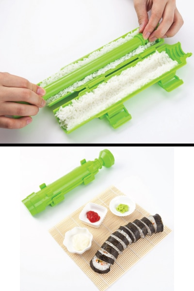 bazooka diy sushi making kit