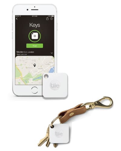 Tile Mate Anything Finder (Electronics Gadgets Tech Gifts for Teens)