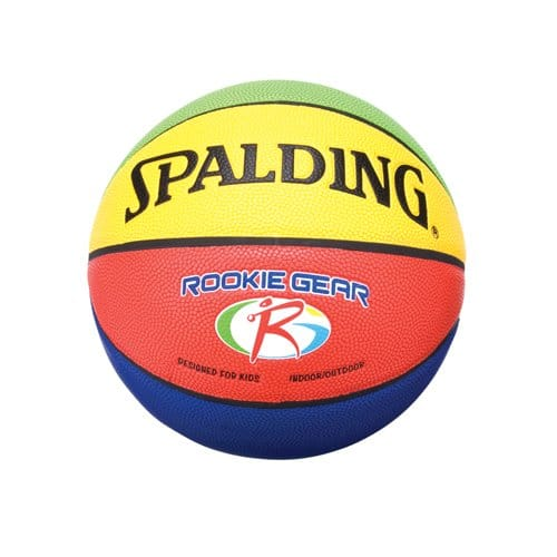 Spalding Rookie Gear Basketball (just because gifts for kids)